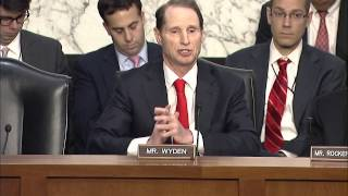 Wyden: In America, the truth always comes out