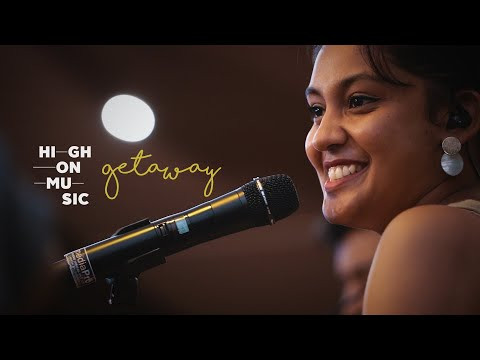 Kannodu Kaanbathellam - Arya Dhayal (Live) - High On Music Getaway