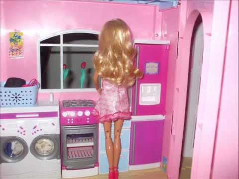 Dream House Preview on Barbie Dream House    Barbie Videos