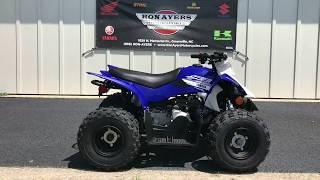 8. 2019 Yamaha YFZ50