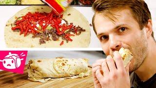 Video I Tried To Re-Create This Flaming Hot Cheeto Burrito MP3, 3GP, MP4, WEBM, AVI, FLV September 2018