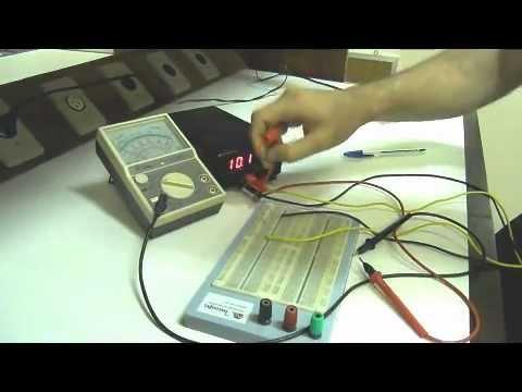 Experimento 1 - Aula 4: Medição De Corrente