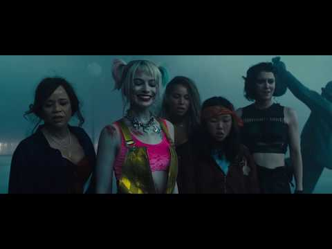 Black Mask Death Scene (Roman Sionis) | Birds Of Prey (2020) - Ending Scene (Movie Clip)