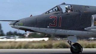На российской базе в Сирии пилоты готовятся к новым вылетам
