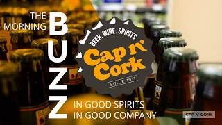 THE MORNING BUZZ | THE CAP N' CORK LOUNGE | Mother's Day Ideas and Yuengling Golden Pilsner
