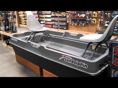 Sun Dolphin Sportsman Deluxe Fishing Boat Review