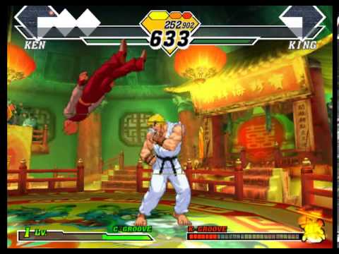 Capcom vs. SNK 2 : Mark of the Millennium 2001 Playstation 3