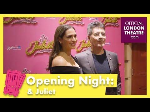 & Juliet Press Night