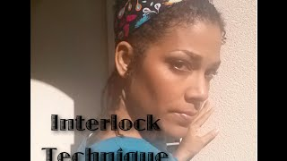 101: How To Interlock Locs, Locks, Dreads
