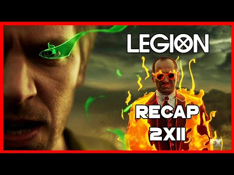 """Legion Season 2 Episode 11 Breakdown and Review """"Chapter 19"""""""