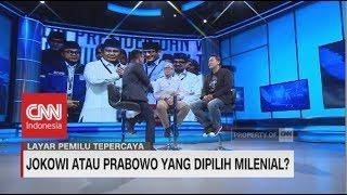 Video Jokowi atau Prabowo yang Dipilih Milenial? MP3, 3GP, MP4, WEBM, AVI, FLV Agustus 2018