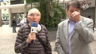 Entrevista com o vereador Mauricio Pessoa
