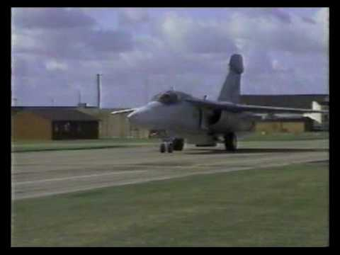 The General Dynamics/Grumman EF-111A...