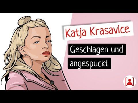 Bevor Katja Krasavice berühmt wurde