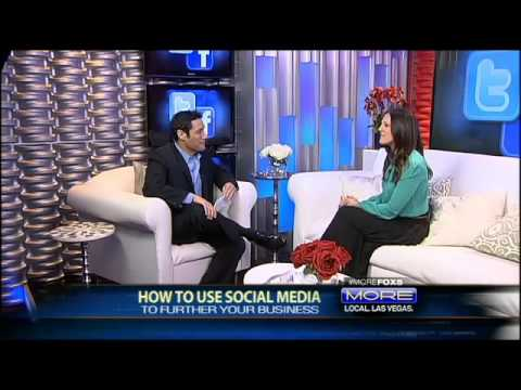 Amy Jo Martin on How to Use Social Media to Further Your Business