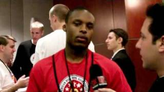 Maalik Wayns (Villanova) 2009 McDonald's All-American Interview