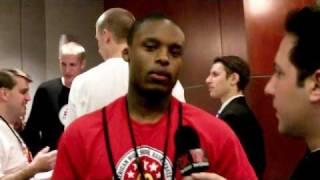 Maalik Wayns (Villanova) 2009 McDonald's All-American Interview