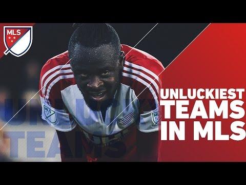 Unluckiest Teams in MLS
