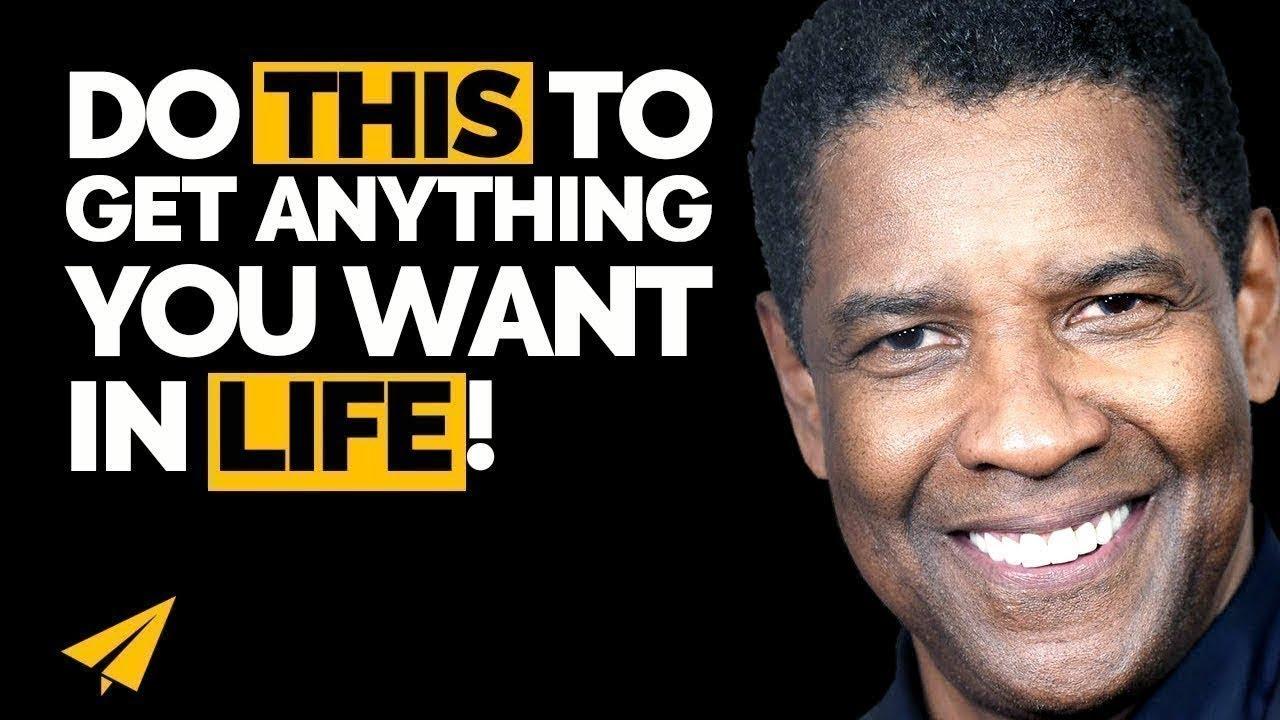 Denzel Washington's Top 10 Rules For Success