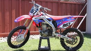 10. 2008 Crf450r exhaust