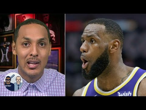 Video: David Griffin is right about LeBron's post-title thirst for winning - Ryan Hollins | Jalen & Jacoby