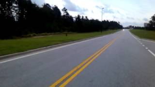 5. 2006 Kawasaki ZX6R 636 Top Speed Flyby