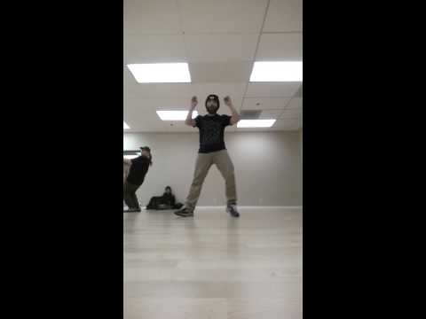 Popping Session Practice 11-17-2014