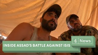 If Mosul and the battle for Raqqa are dominating the headlines, the Syrian army has its eye on another battlefield. The key to that is the desert east of Homs that ...
