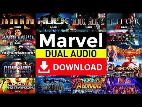 How to Get All Marvel in Hindi+English [720p, 1080p]
