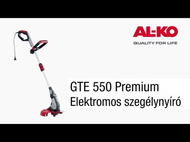 AL-KO Elektromos fűszegélynyíró GTE 550 Premium 112926