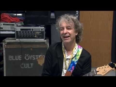 """Blue Öyster Cult's Albert Bouchard Explains the Cowbell that Spawned The """"More Cowbell"""" """"SNL"""" Skit"""