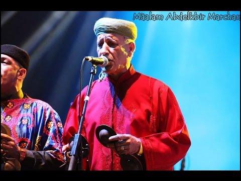 "MàaLam Abdelkbir Marchan & MàaLam Baghn -""_ Mousaka + Koubayli BaLa _-"" Gnawa Oulad Bambra"