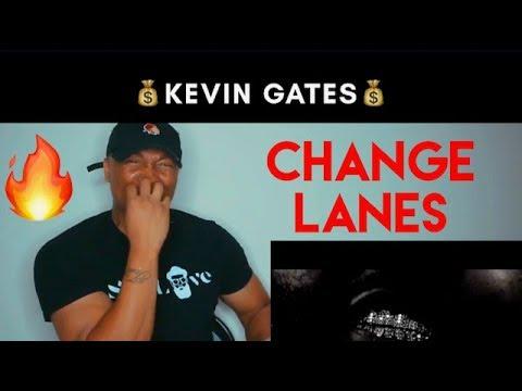 Kevin Gates - Change Lanes (REACTION!!!)