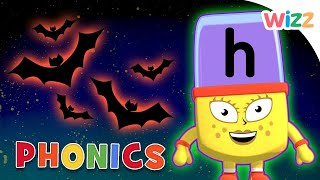 Video Phonics - #Halloween Season | Learn to Read | H Is for Halloween | Alphablocks | Wizz MP3, 3GP, MP4, WEBM, AVI, FLV September 2019
