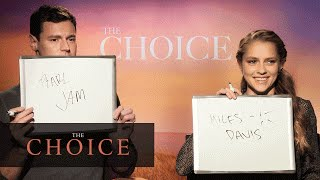 "Nonton The Choice (2016 Movie - Nicholas Sparks) – ""The Newlyfriend Game"" Film Subtitle Indonesia Streaming Movie Download"