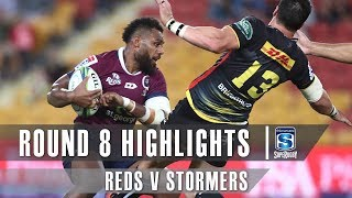 Reds v Stormers Rd.8 2019 Super rugby video highlights | Super Rugby Video Highlights