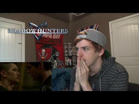 "Shadowhunters - Season 2 Episode 6 (REACTION) 2x06 ""Iron Sisters"""