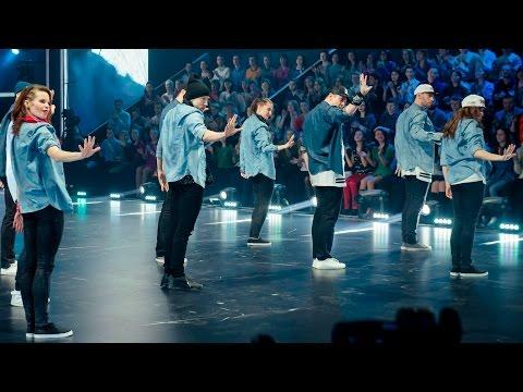 «Танцуют все!». Хип-хоп [Грибы - Тает Лёд]. Балет ансамбля песни и пляски Черноморского флота онлайн видео