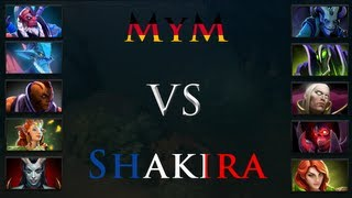 MyM vs Team Shakira #008
