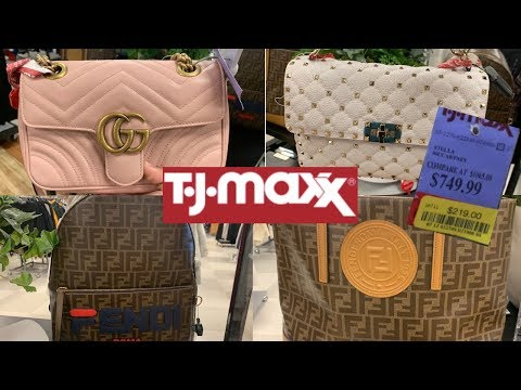 TJ MAXX SELLS DESIGNER? | HOW DO THEY GET THESES ITEMS? видео