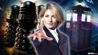 Jodie Whittaker es la elegida para encarnar al 13º Doctor Who! #doctor13 #DoctorWho13.