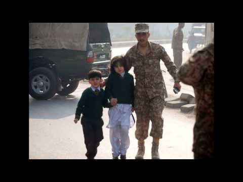 Peshawar School attack: 104 including 84 children killed