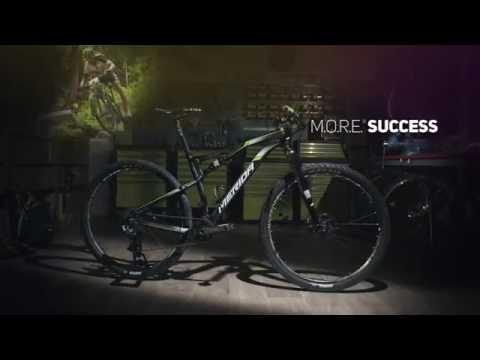 MERIDA TV-Commercial 2015 NINETY-SIX TEAM (видео)