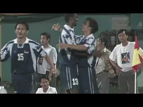 1998 ASEAN Football Championship final: Vietnam 0-1 Singapore