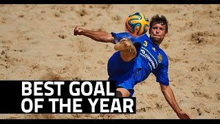 Beach Soccer Best Goal Of The Year 2014