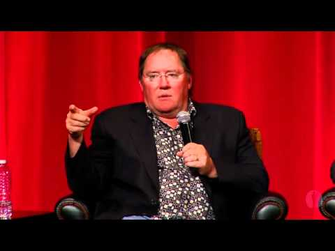 Lasseter - John Lasseter (Director, Chief Creative Officer of Walt Disney Animation Studios and Pixar Animation Studios) on the future of animation at The Academy's Dev...