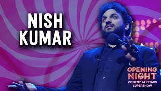 Nish Kumar Long word… Long word… Blah Blah Blah… I'm So Clever