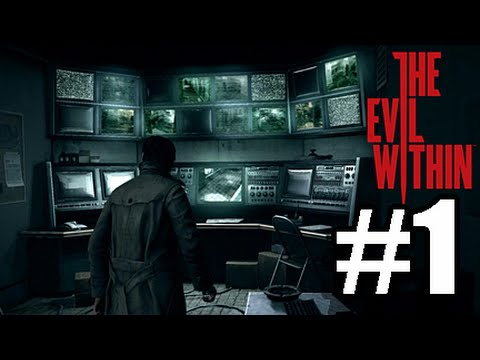 The Evil Within [BLIND] W/ Commentary Part .1 - Totally Knew That Was Gonna Happen!