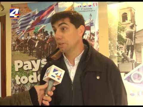 Jornada de intercambio turístico entre la Municipalidad de Colón y Paysandú