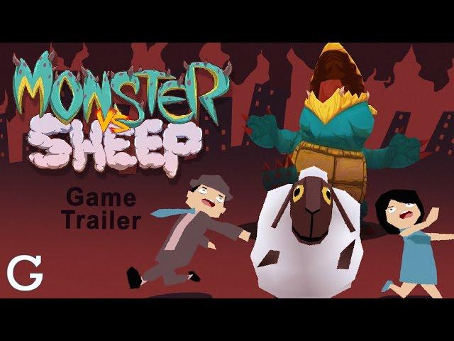 Monster vs Sheep Trailer